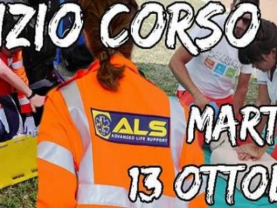 Corso Soccorritori ALS Ottobre 2015