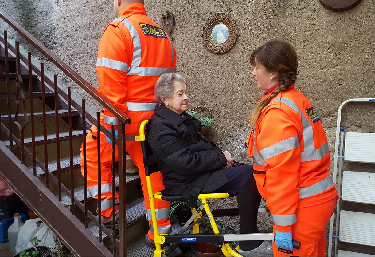 Servizi di ambulanza privati