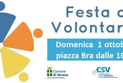 XVIIª Festa del Volontariato